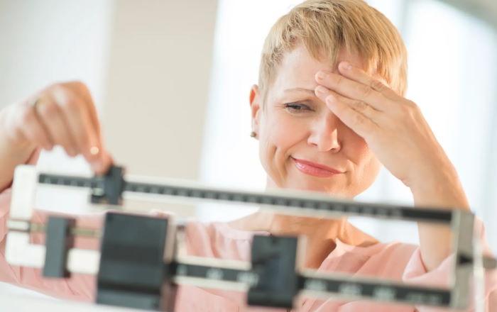 Ρύθμιση Βάρους Στην Εμμηνόπαυση